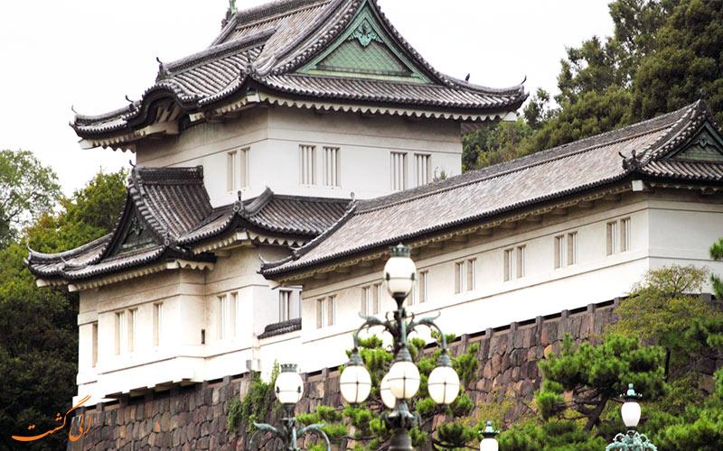 درون کاخ امپراطوری