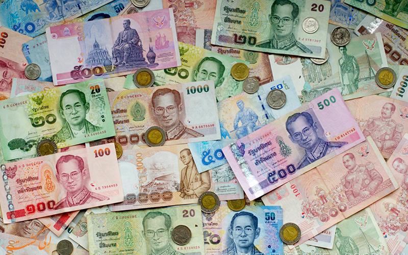 پول کشور تایلند