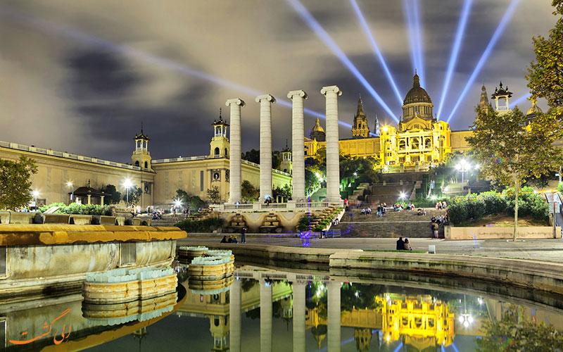 موزه ملی بارسلونا