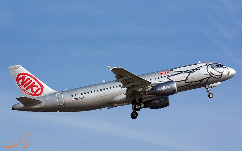 آشنایی با شرکت هواپیمایی نیکی ایرلاین