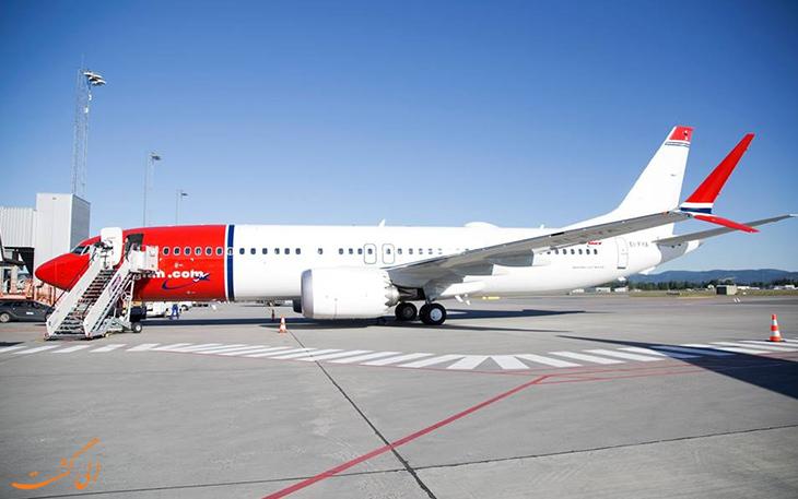 اولین هواپیمای برقی نروژ