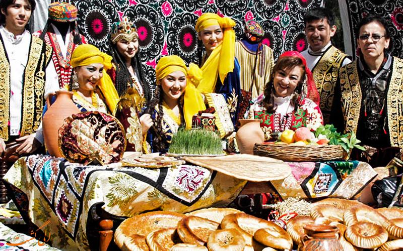 نوروز در ازبکستان