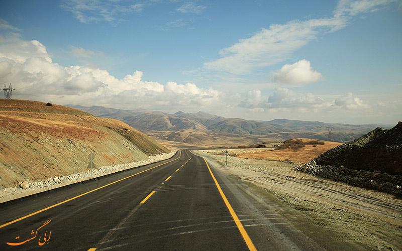 جاده یزد