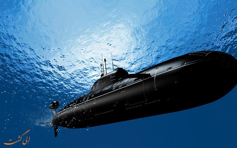 زیردریایی هسته ای