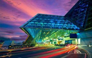 بهترین فرودگاه های آسیا