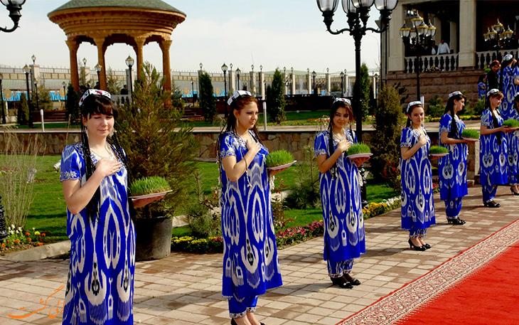 نوروز در تاجیکستان