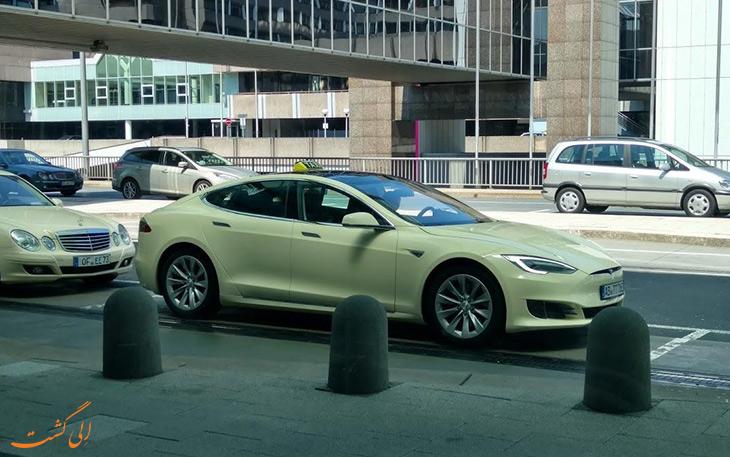 تاکسی فرودگاه فرانکفورت