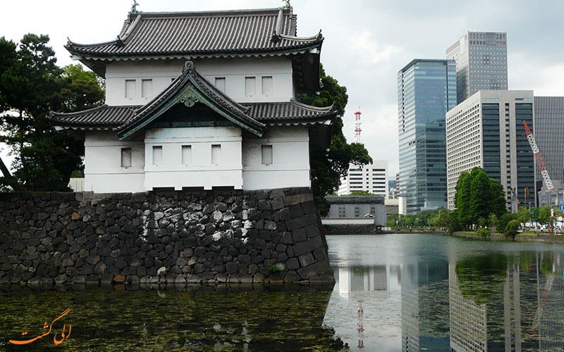 کاخ امپراطوری توکیو