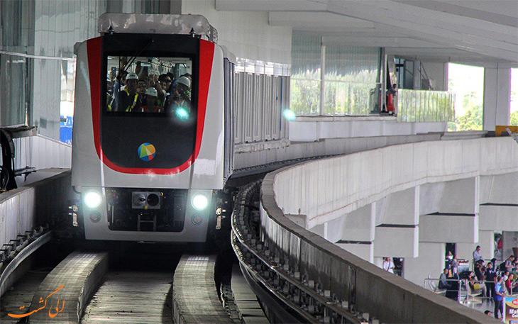 قطار فرودگاه جاکارتا