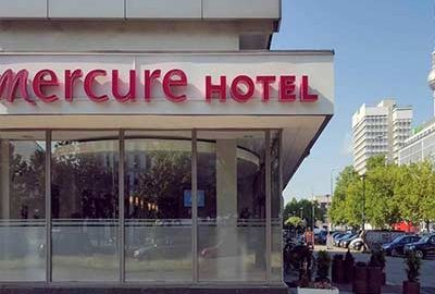 هتل مرکیور ام الکساندرپلاتز برلین Mercure Hotel Berlin am Alexanderplatz- الی گشت