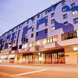 هتل زیتگیست وین Hotel Zeitgeist Vienna- الی گشت