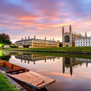 راهنمای سفر به کمبریج