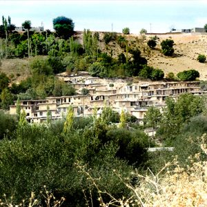 روستای کریک در استان کهگیلویه و بویراحمد
