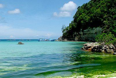 تعطیلی جزیره بوراکای فیلیپین