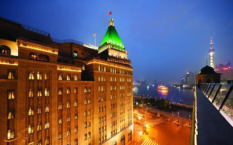 هتل فرمونت پیس شانگهای