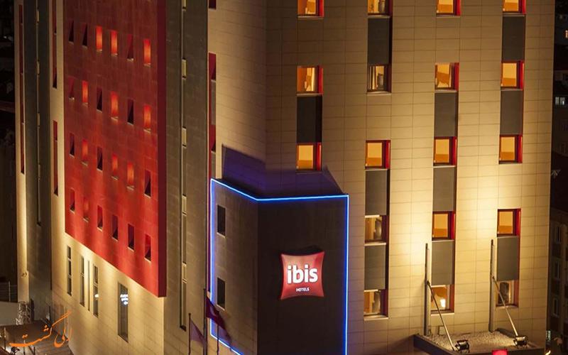 هتل ایبیس اسن یورت