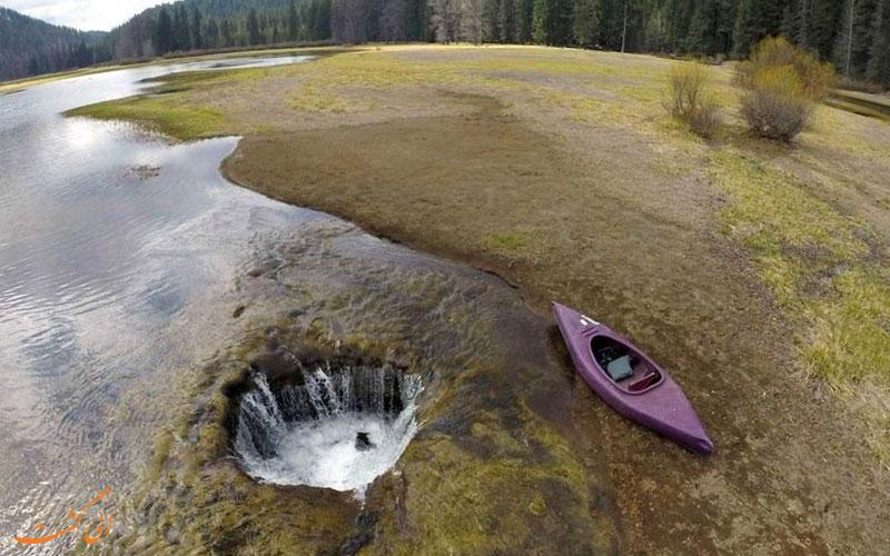 دریاچه گمشده