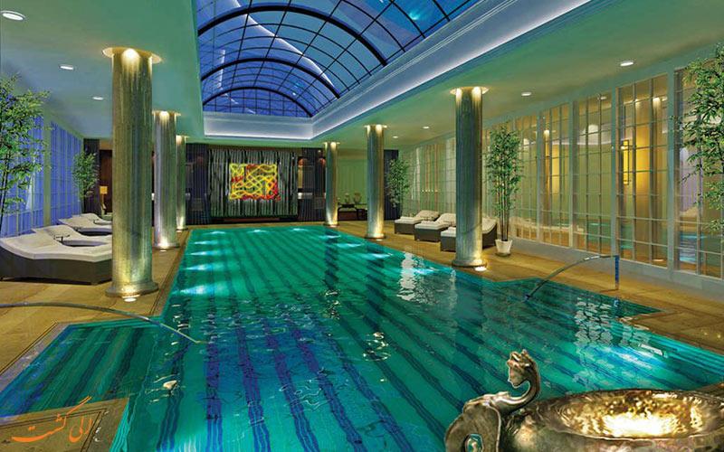 هتل فرمونت پیس شانگهای   استخر
