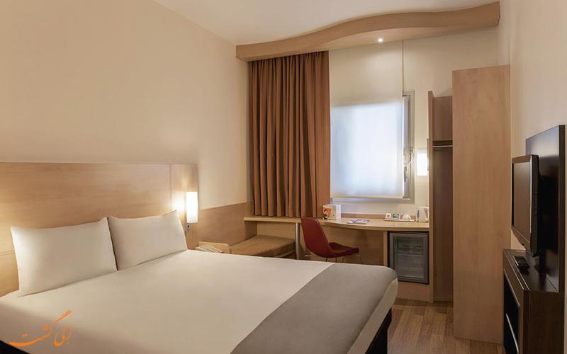 هتل ایبیس اسن یورت   اتاق