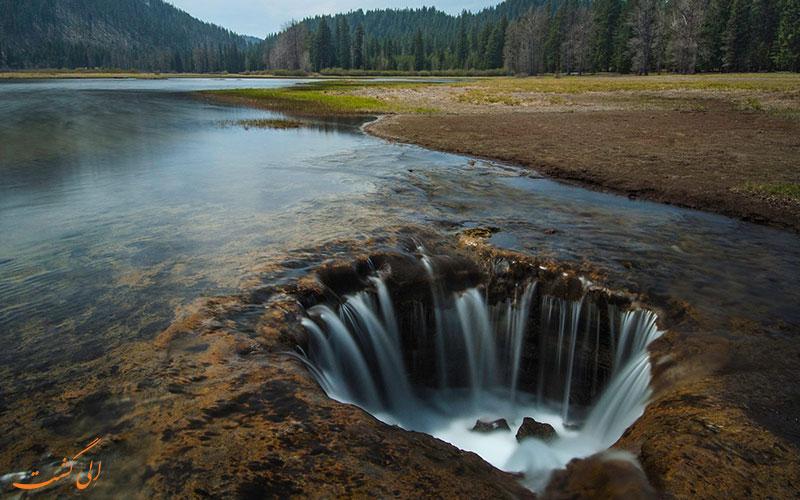 دریاچه گمشده در اورگان