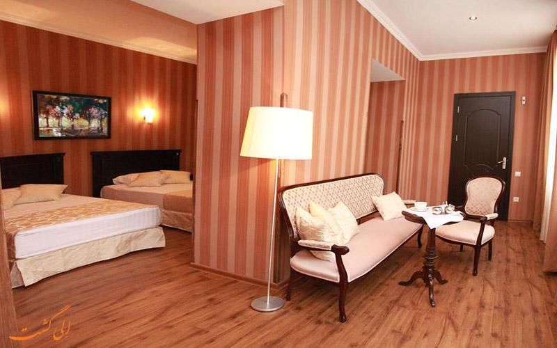 هتل گاردن ویو بوتیک تفلیس   سوئیت