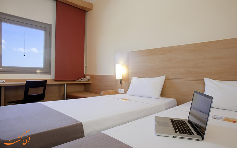 هتل ایبیس اسن یورت   نمونه اتاق