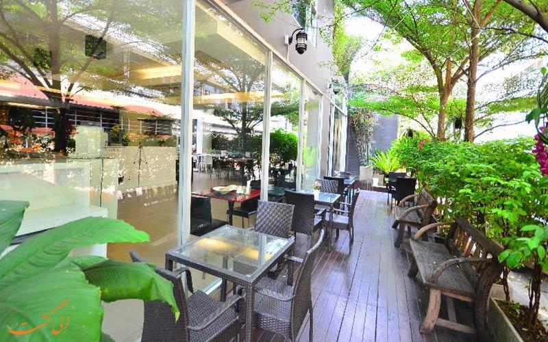 هتل اچ رزیدنس بانکوک | رستوران