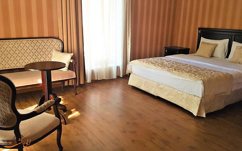 هتل گاردن ویو بوتیک تفلیس   اتاق دبل