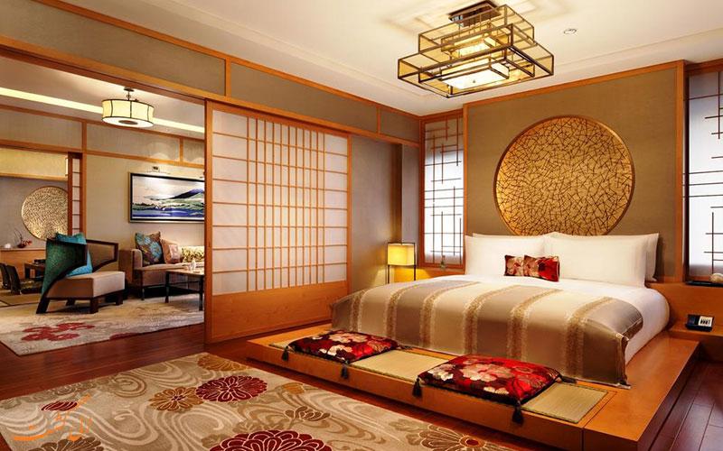 هتل فرمونت پیس شانگهای چین