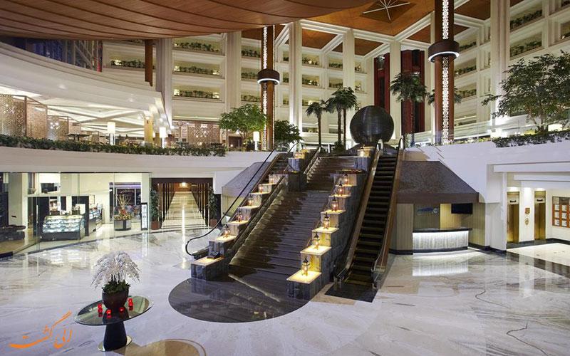 هتل گرن ملیا جاکارتا   نمای داخلی