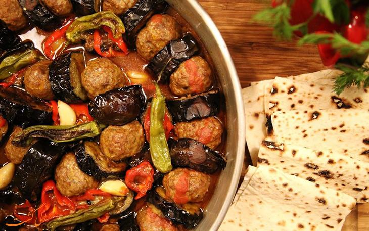 غذاهای ارمنستان که حتما باید امتحان کنید!