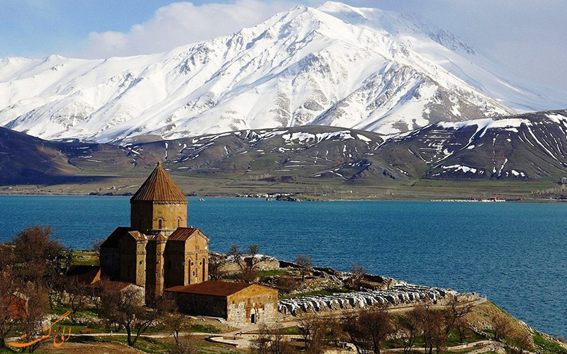 دریاچه سوان در کشور ارمنستان