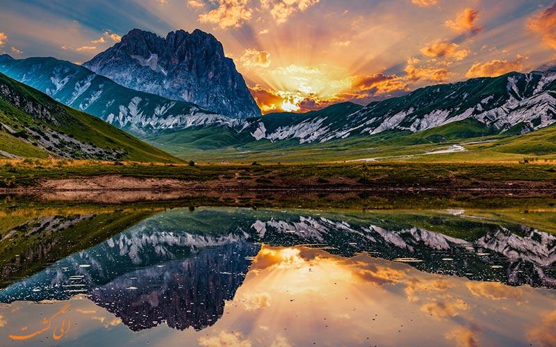 پارک ملی ایتالیا