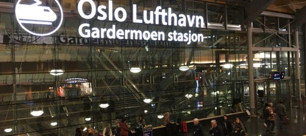 معرفی فرودگاه بین المللی گاردرموئن اسلو در نروژ