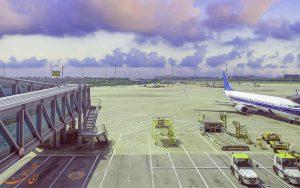 معرفی فرودگاه بین المللی بایون گوانگجو