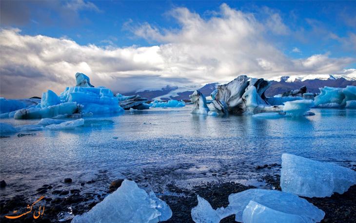 جاذبه های ایسلند