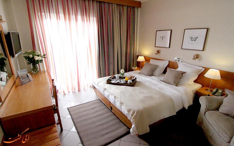 امکانات اتاق های هتل آچیلیون آتن