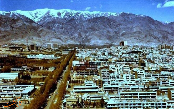 تهران دهه 50