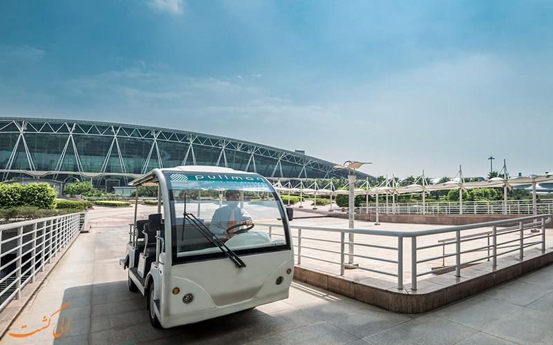 راه های ددسترسی به فرودگاه بین المللی بایون گوانگجو