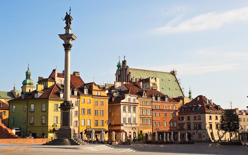 تاریخچه میدان قلعه