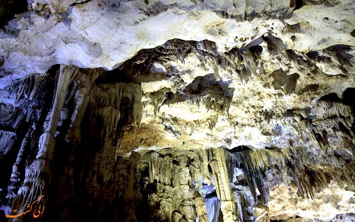 غار ده شیخ در یاسوج