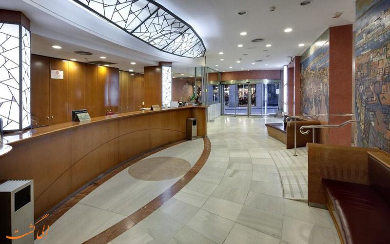 هتل گارگالو ریالتو بارسلونا | Hotel Gargallo Rialto