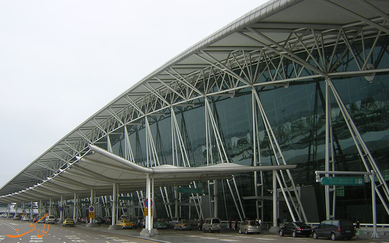 تاریخچه ی فرودگاه بین المللی بایون گوانگجو