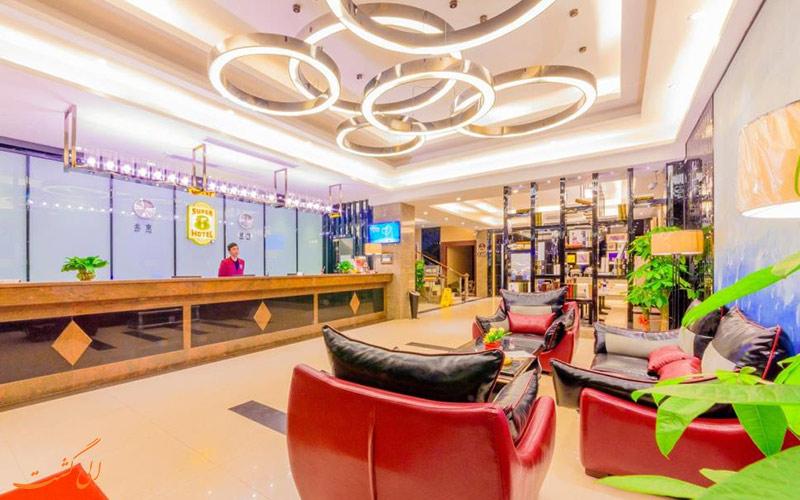 امکانات فرودگاه بین المللی بایون گوانگجو