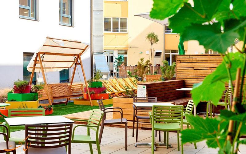 هتل زیتگیست وین Hotel Zeitgeist Viennaهتل زیتگیست وین Hotel Zeitgeist Vienna