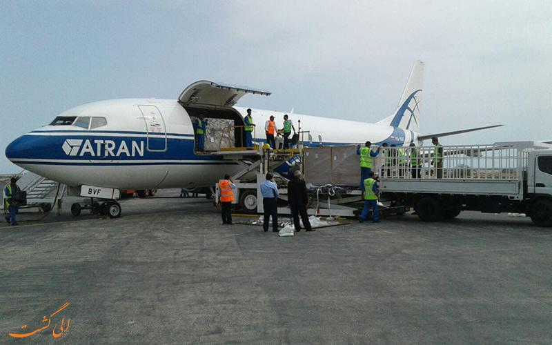 فرودگاه بین المللی دیرستان