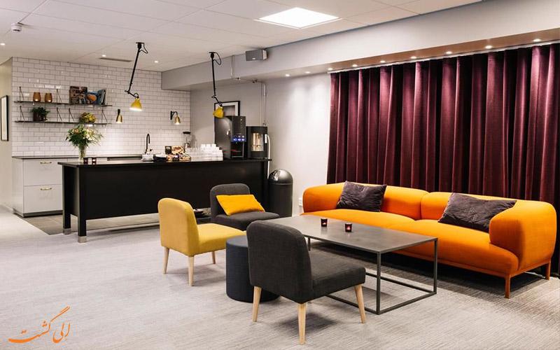 هتل بست وسترن کوم استکهلم - کافه