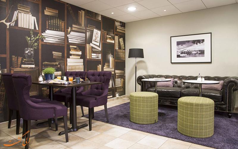 هتل بست وسترن کوم استکهلم- لابی
