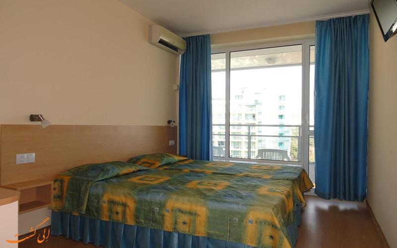 امکانات اتاق های هتل بونیتا وارنا