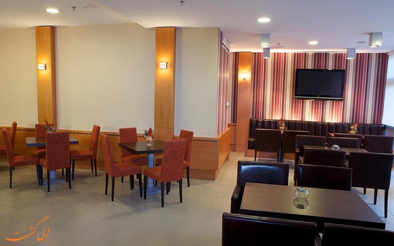 خدمات رفاهی هتل سیتی این بوداپست- لابی